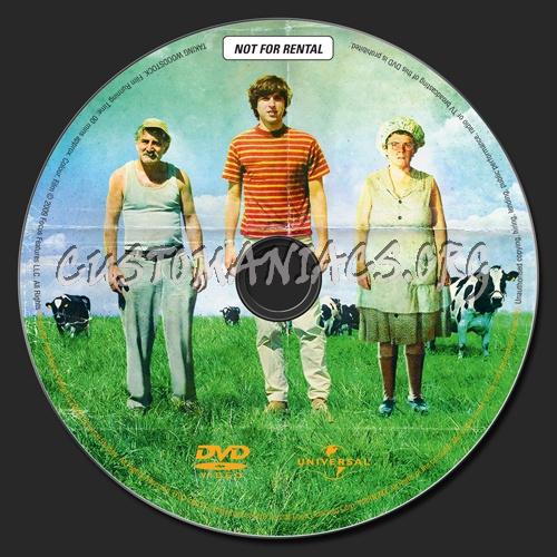 Taking Woodstock dvd label
