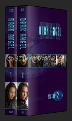 Dark Angel Season 1 & 2 dvd cover