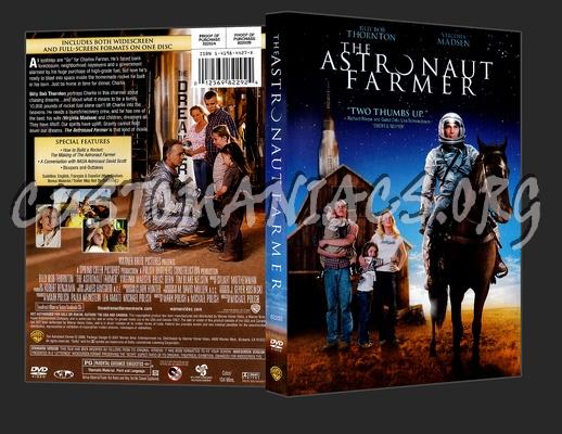 The Astronaut Farmer dvd cover