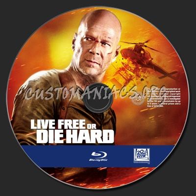 die hard 4 live free or die hard blu ray | DVD Covers ...