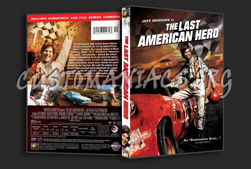 The Last American Hero dvd cover