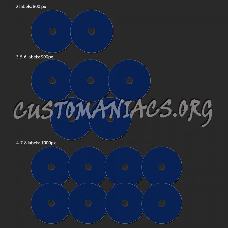 Customaniacs Multi-Label Preview