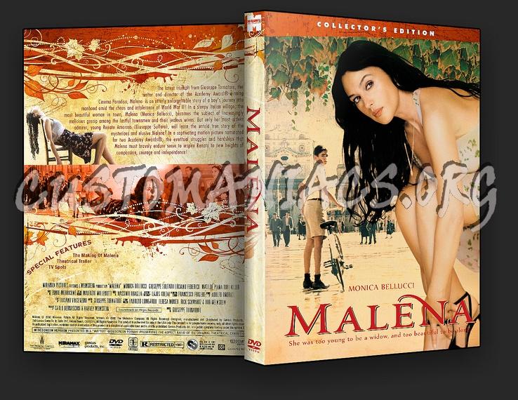 Malena Dvd Cover