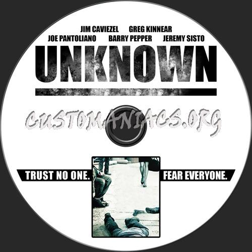 Unknown dvd label
