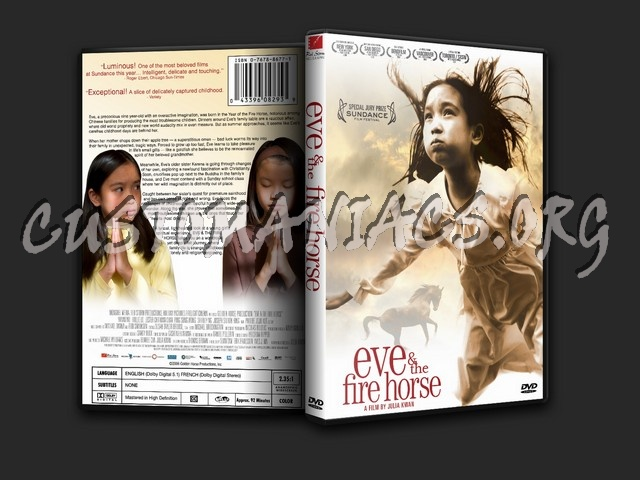 Eve & The Firehorse dvd cover