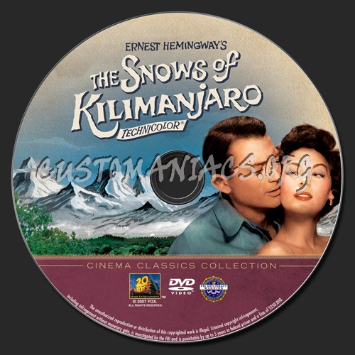 """the snows of kilimanjaro essays The essay is published unedited except for some spelling corrections a holograph manuscript, two type scripts and an addendum, written for if you are interested in how you get the idea for a story, this is how it was with """"the snows of kilimanjaro"""" they have you ticketed and always try to make it that you are someone."""