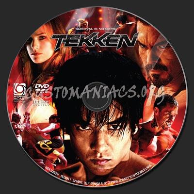 TEKKEN THE MOVIE 2010 - RealBoxMovies - Download