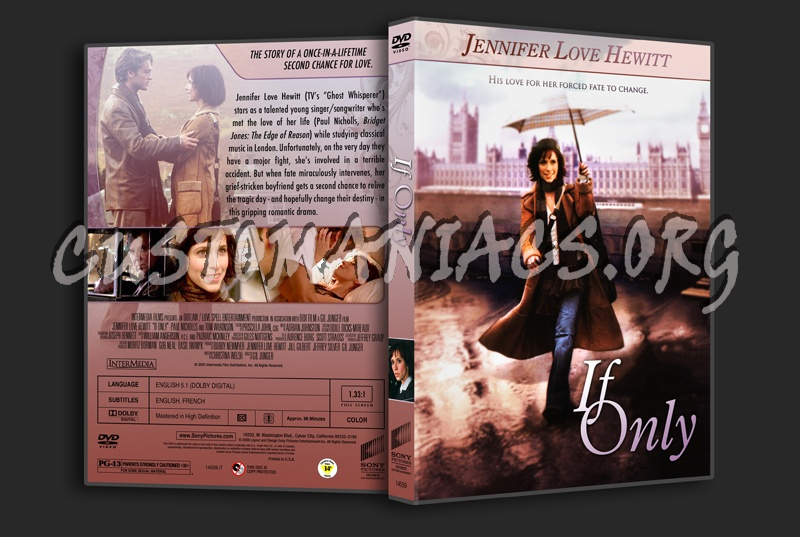 If Only dvd cover