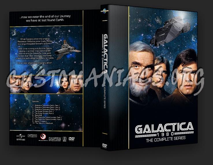 Galactica 1980 - TV Collection