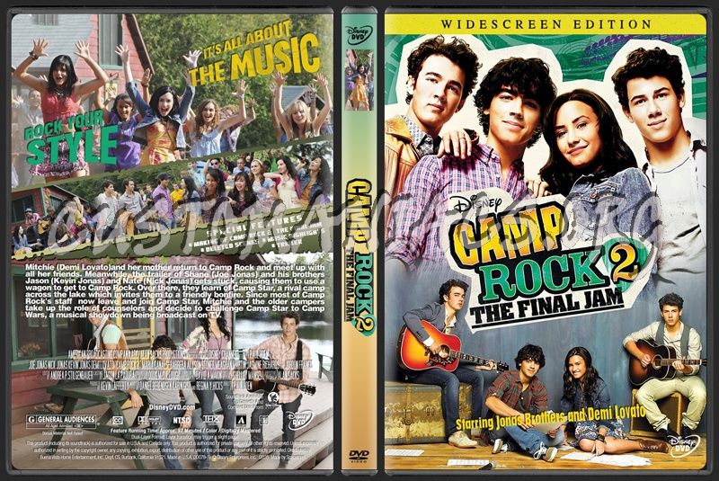 download camp rock the full disney movie
