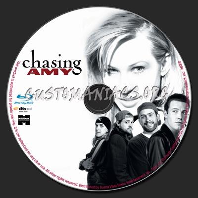 Chasing Amy blu-ray label