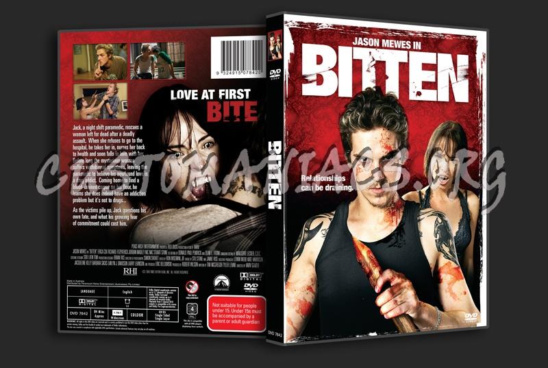 Bitten dvd cover