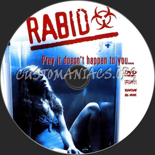 Rabid dvd label