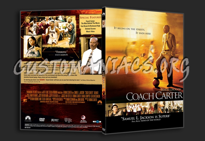 coach carter essay