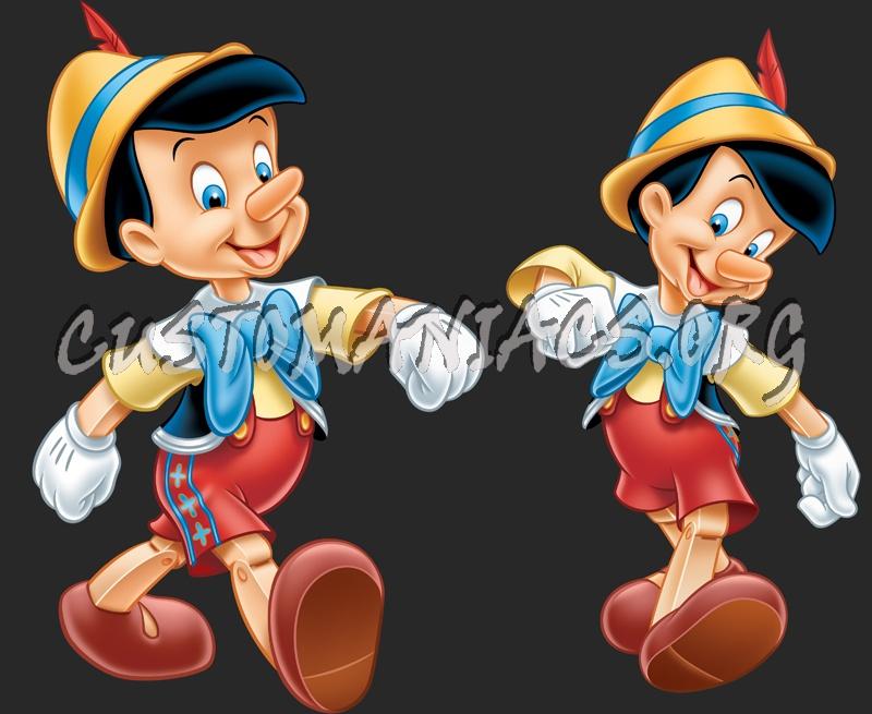 Pinocchio Vectors