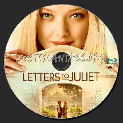 letters to juliet cast. Letters to Juliet blu-ray
