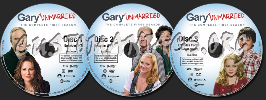 gary unmarried download
