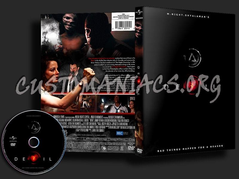 Devil dvd cover