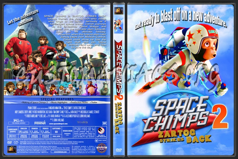 Movies download: space chimps 2: zartog strikes back movies in.