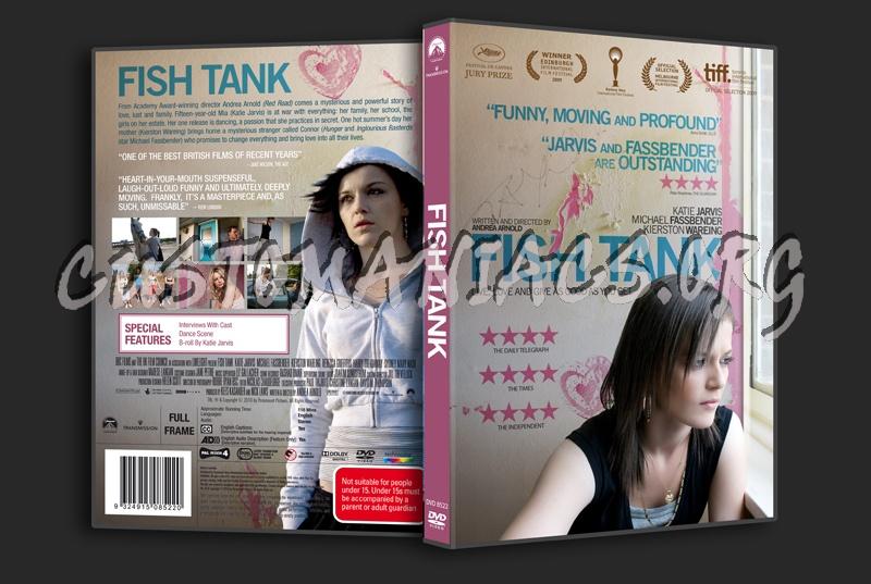 Fish Tank dvd cover