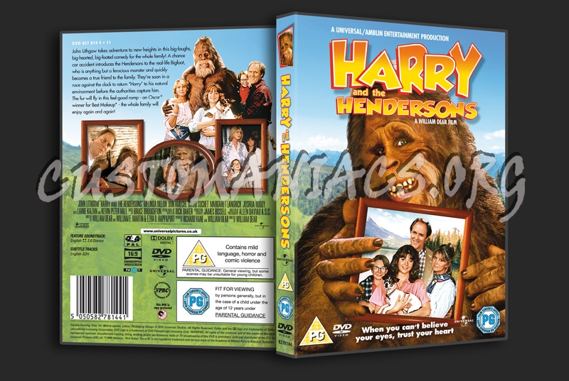 harry and the hendersons download