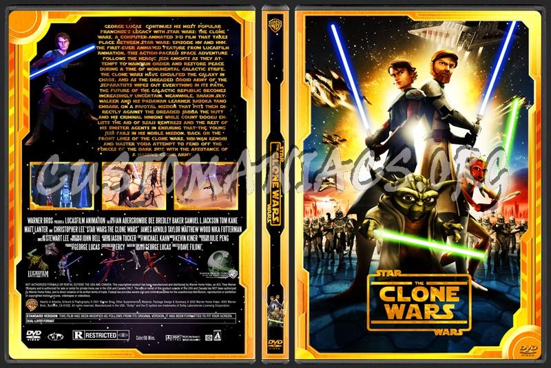 Star Wars The Clone Wars Movie Dvd Star Wars:the Clone Wars Dvd