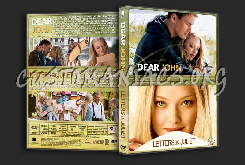 letters to juliet dvd cover Romeo and juliet is a 1968 british-italian romantic drama film based on the play of the so he sends friar john to give romeo a letter describing the plan.