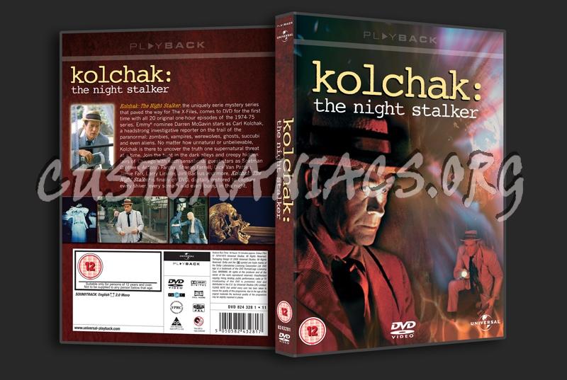 Night Stalker Dvd Kolchak The Night Stalker Dvd