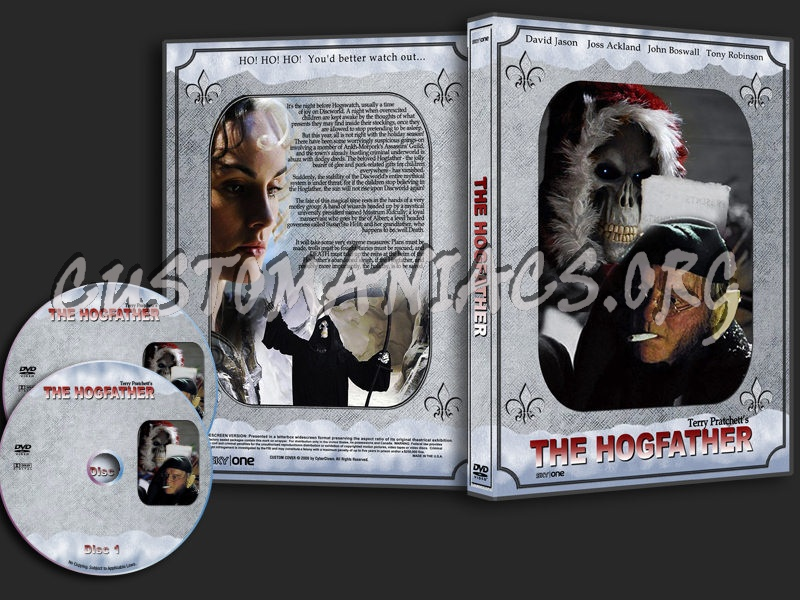 The Hogfather Dvd Cover Dvd Covers Labels By Customaniacs Id 8879 Free Download Highres Dvd Cover