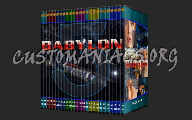 babylon 5 complete series download