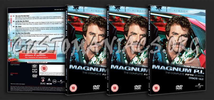 Magnum P.I. Season 5