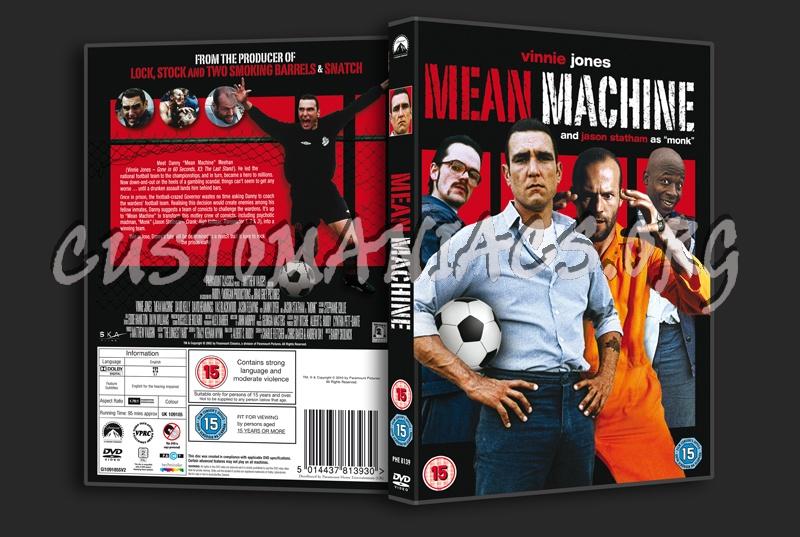 Mean Machines Mean Machine Dvd Cover