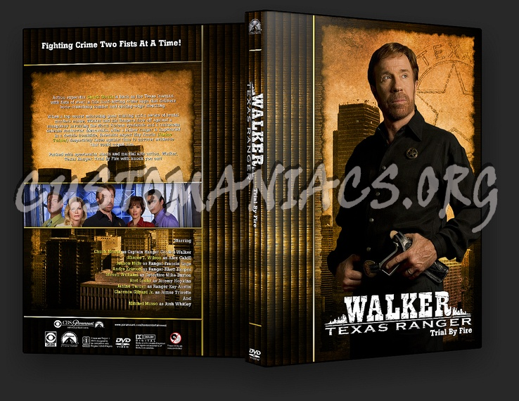 Walker, Texas Ranger: Trial By Fire - TV Collection