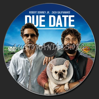 Due date full movie in Sydney