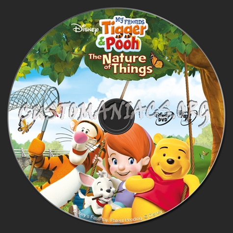 My friends tigger pooh the nature of things dvd label dvd my friends tigger pooh the nature of things dvd label thecheapjerseys Images