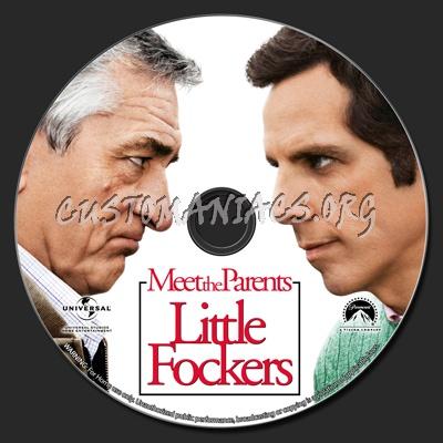 Little Fockers dvd label