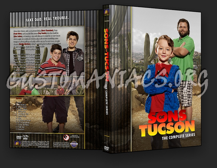 sons of tucson tv collection dvd covers labels by customaniacs id 121463 free download. Black Bedroom Furniture Sets. Home Design Ideas