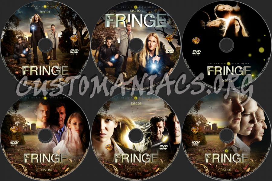 Fringe season 2 and Download