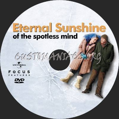 Eternal Sunshine of the Spotless Mind dvd label - DVD ...