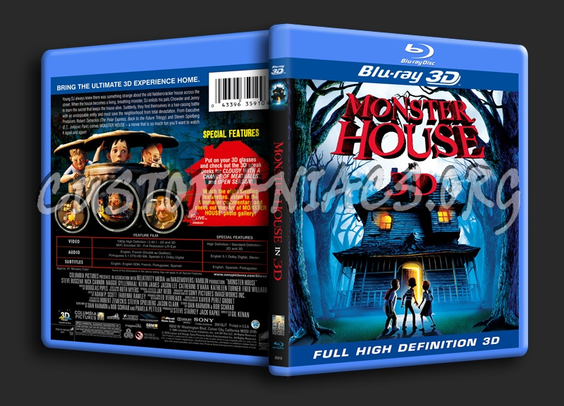 monster house movie download free