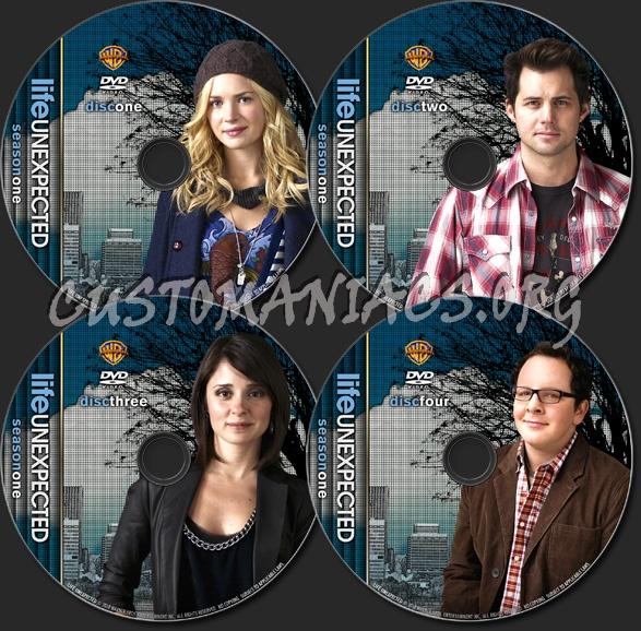 Season 1 Dvd Label