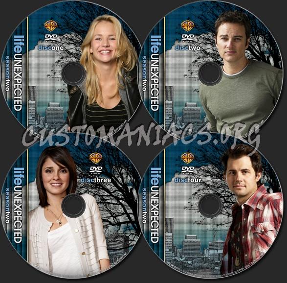 Season 2 Dvd Label