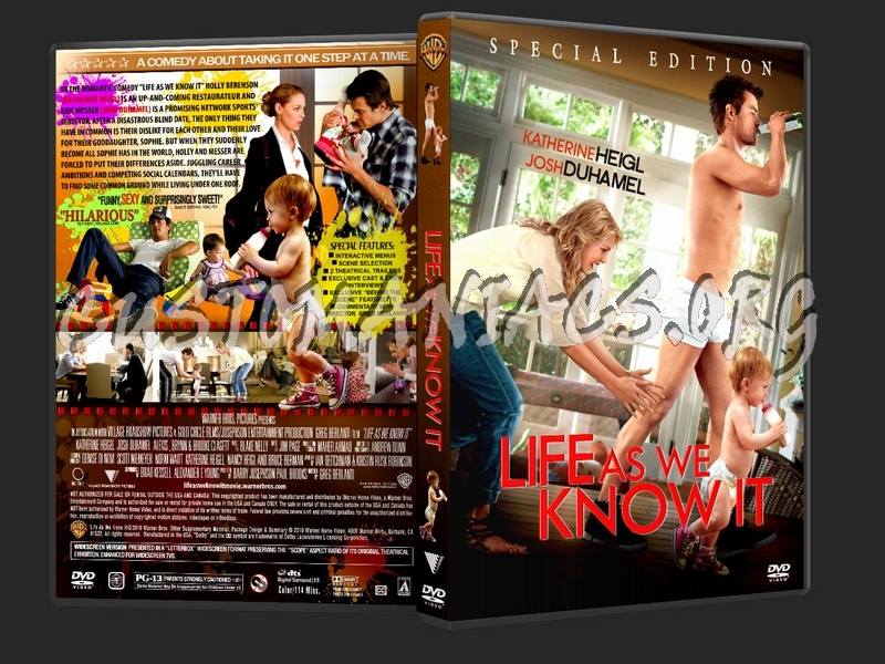 Life As We Know It dvd cover