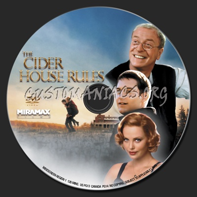 Book report cider house rules