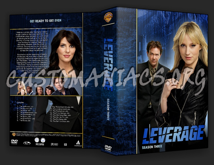 Leverage - TV Collection