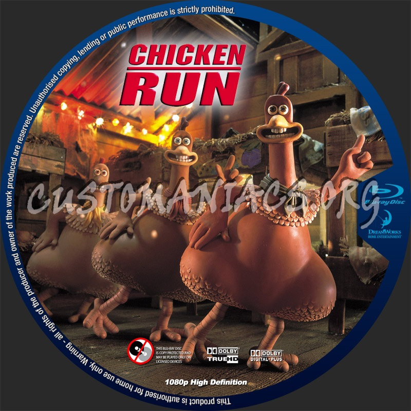 chicken run summary Mrs tweedy isn't fooling despite her twee british name, she's not a nice little old lady chicken farmer she means business early in chicken run, she singles out a chicken who hasn't been laying its daily egg and condemns it to a chopping block.