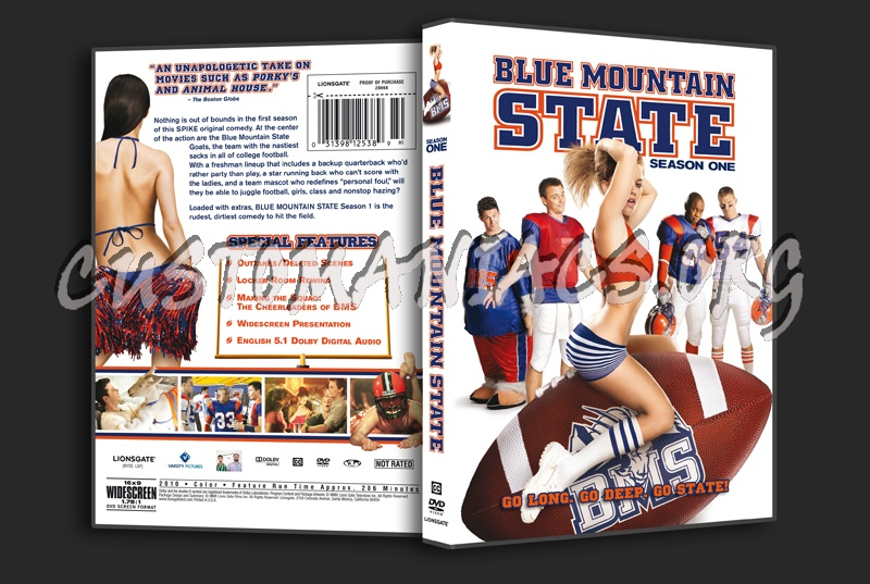 Сериал blue mountain state