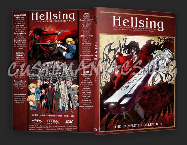 Hellsing Complete Collection
