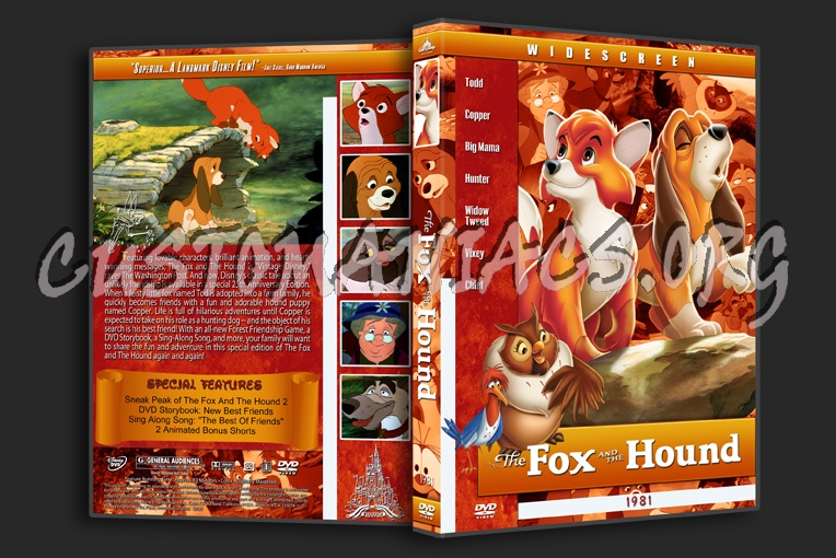 the fox and the hound daniel p mannix pdf download