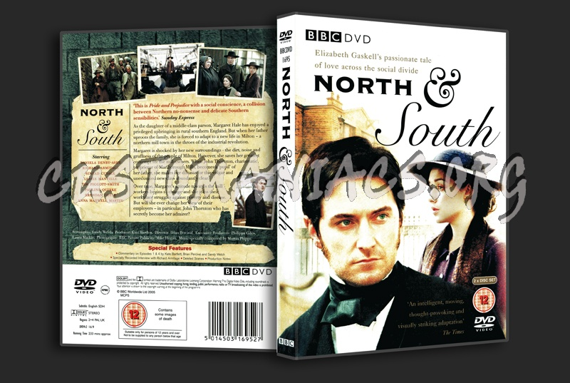 North & South dvd cover